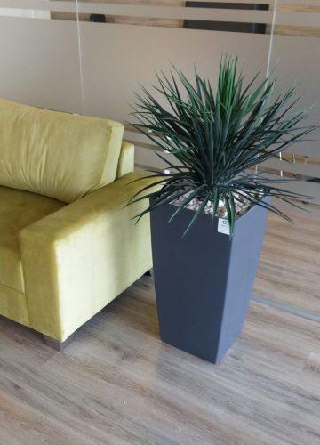 צמחים מלאכותיים ללובי – להכניס את הטבע למשרד