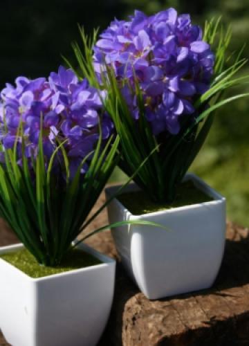 צמחיה מלאכותית בעיצוב טבעי