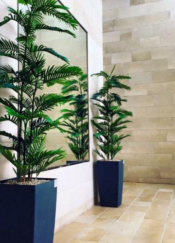 צמחיה מלאכותית למשרד – ירוק כל ימות השנה