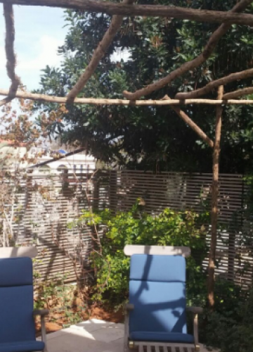 גדרות במבוק – כשאתם זקוקים לגדר שאיננה בדיוק גדר